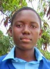 Agness - Tanzania (TZ-241), Age 15