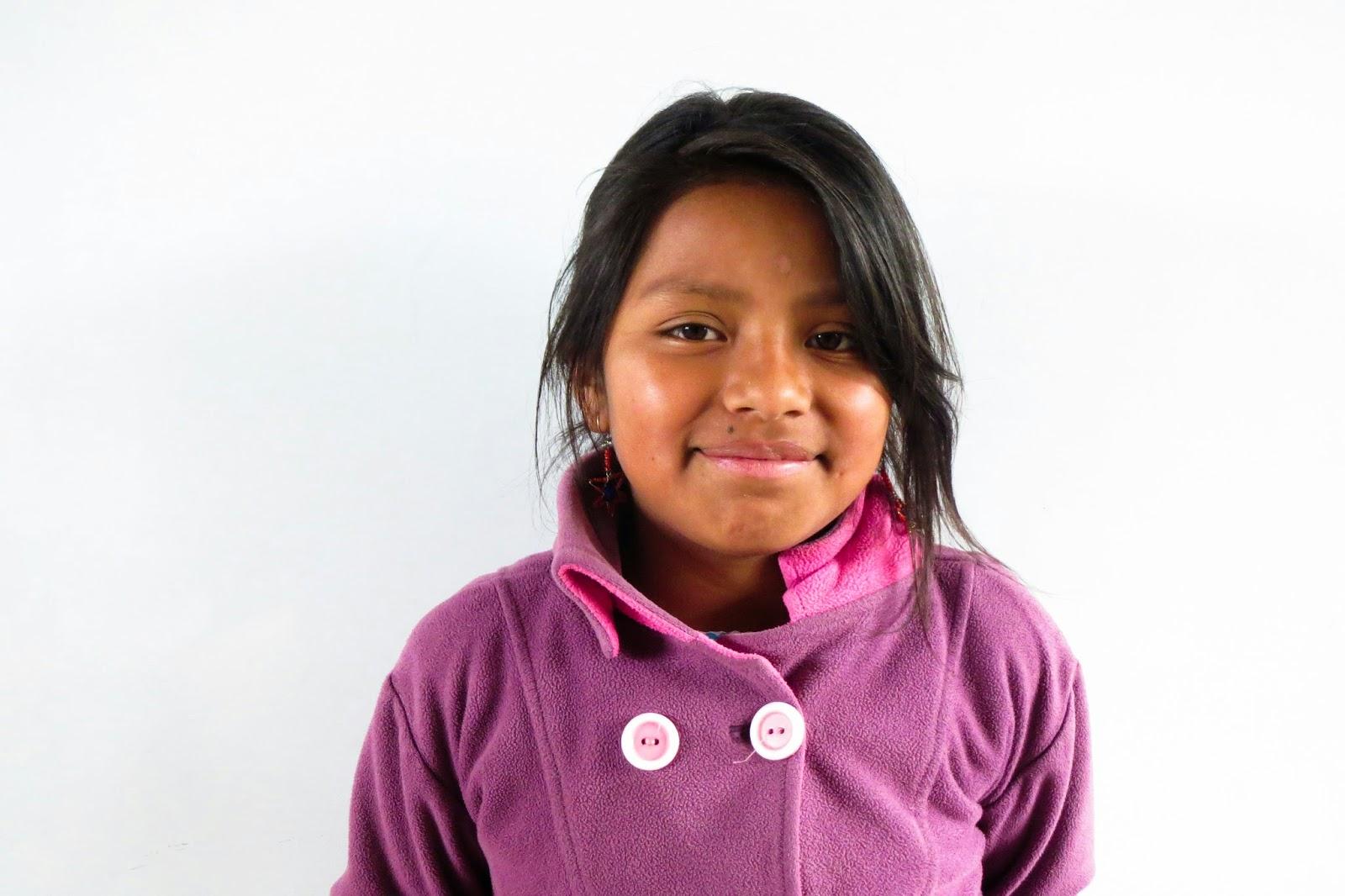 Raymi, Age 9