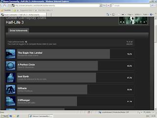 Rumor: Is this a Half Life 3 Achievements Screenshot?