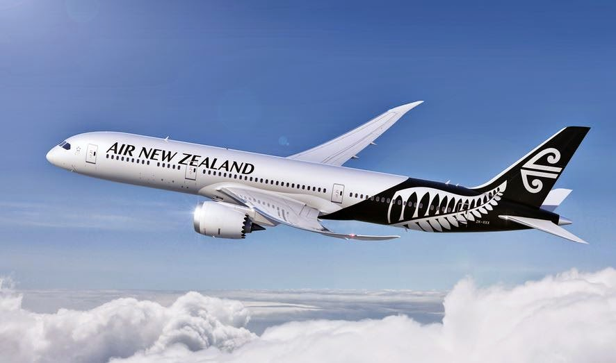 Air New Zealand Buenos Aires Auckland
