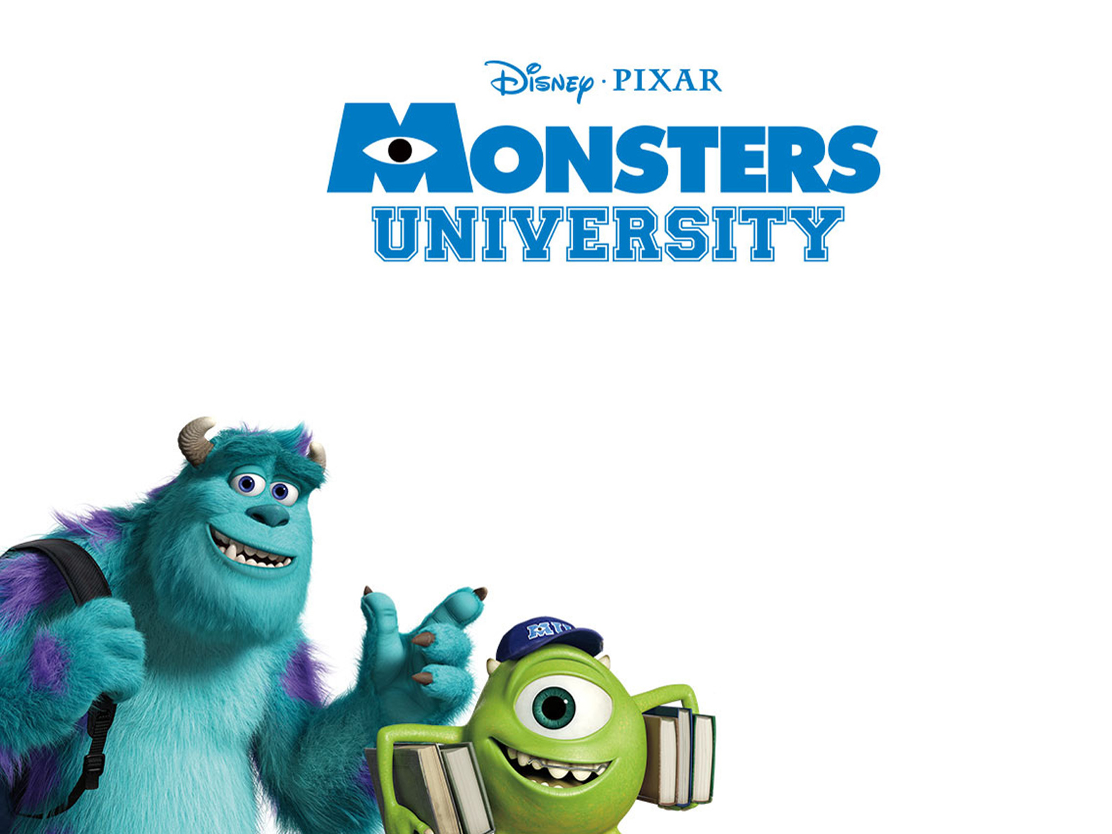 Hd wallpaper monster university 2013 pixar monsters university 3d hd wallpaper voltagebd Images