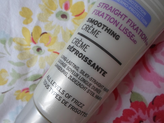 john frieda straight smoothing creme