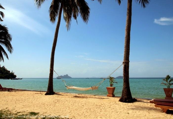 Hammock time - Ko Phi Phi, Thailand