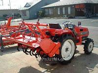 трактор Mitsubishi MT20