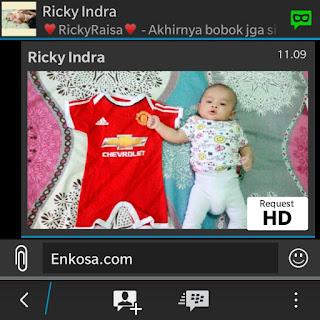 gambar testimoni screenshot di enkosa sport Gambar jersey bayi yang di pesan oleh Ricky Indra di enkosa sport toko online terpercaya lokasi di jakarta pasar tanah abang