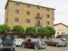 Bodegas Urbina en La Rioja