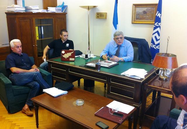 Η Χρυσή Αυγή στο πλευρό του Έλληνα Αγρότη: Συνάντηση Ν.Γ. Μιχαλολιάκου με Εθνική Επιτροπή Αγροτών - Φωτογραφίες, Βίντεο