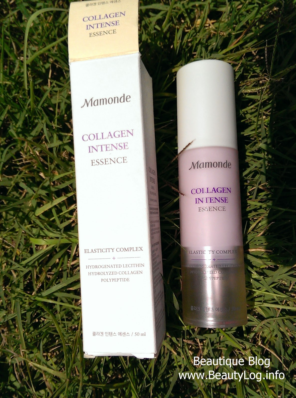 Mamonde Collagen Intense Essence