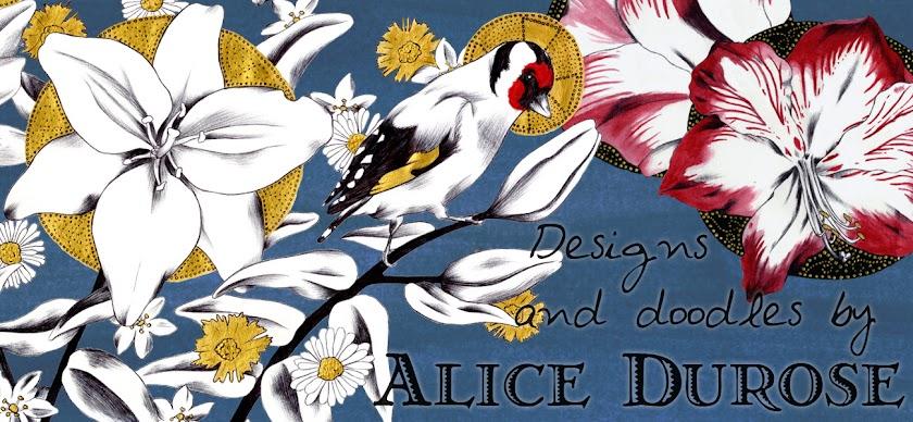 Alice Durose: Designs and Doodles
