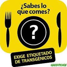Alimentos Transgenicos....