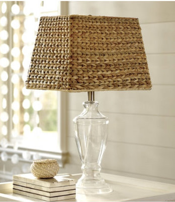 Ballard Designs Knock Off {Seagrass Lamp Shade} - The Country Chic ...