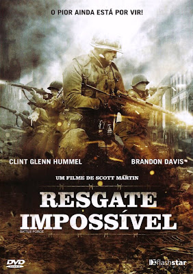Resgate Impossvel - DVDRip Dual udio