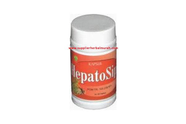 Kapsul Ekstrak HEPATOSIP (Hepatitis)