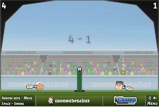 Sports Heads: Tennis screenshot