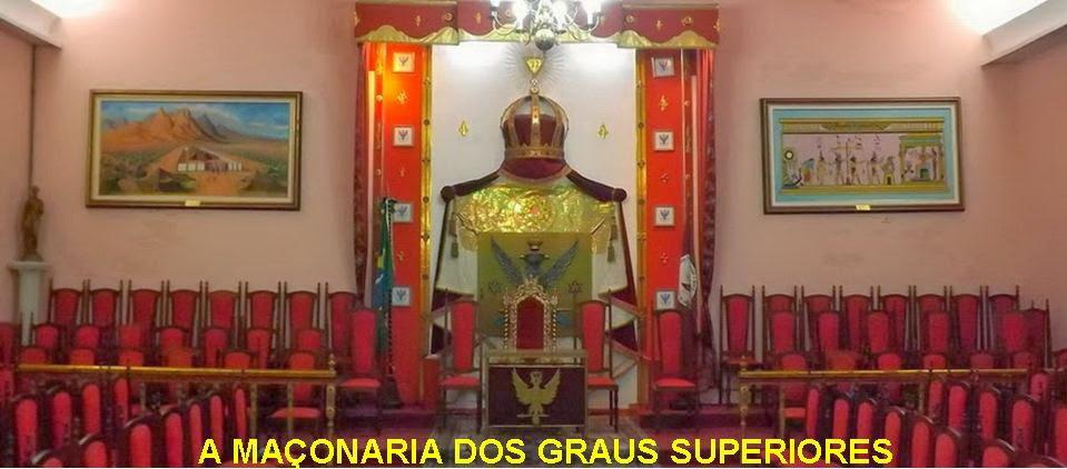 BLOG DO CONSISTÓRIO Nº 1 (Mistérios e Alta Maçonaria no Brasil)