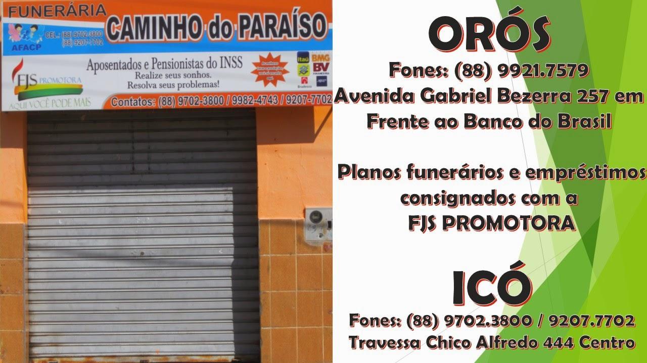 FUNERÁRIA CAMINHO DO PARAÍSO