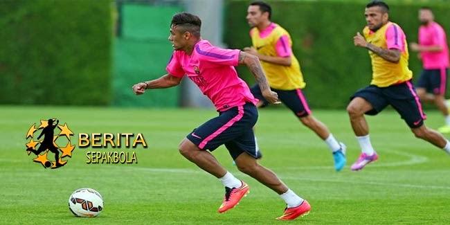 Hadapi Getafe, Barcelona Tak Diperkuat Neymar