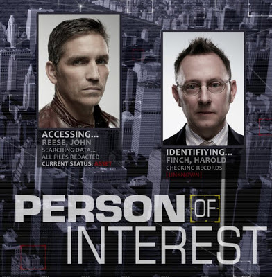 Perston of Interest DVD 1st season cover