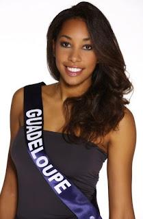 Miss guadeloupe 2014