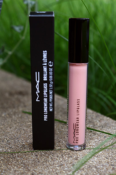 MAC Patience Please Pro Longwear Lipglass