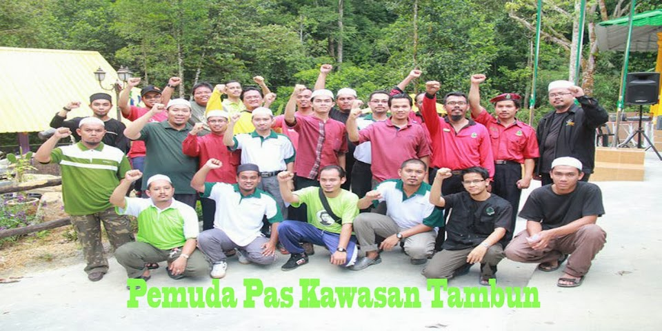 Pemuda Pas Kawasan Tambun