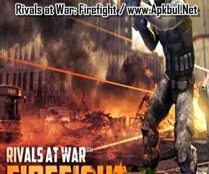 Rivals at War: Firefight Apk indir