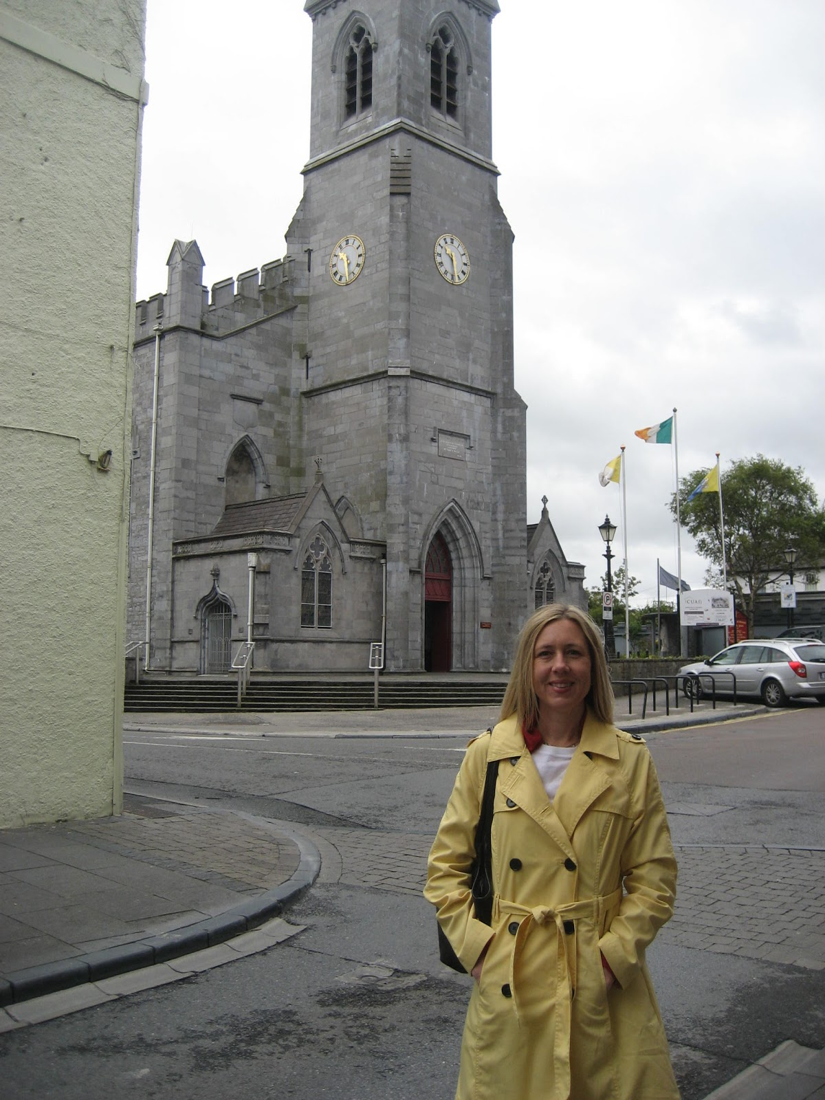 Ennis Cathedral Ireland Married Ennis Cathedral