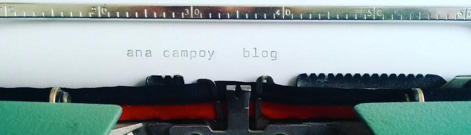Ana Campoy Blog