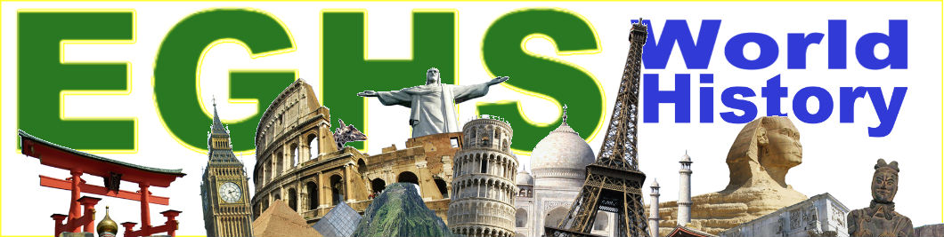 EGHS World History