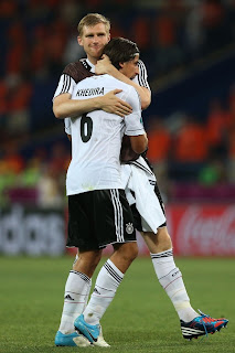 Khedira and Badstuber