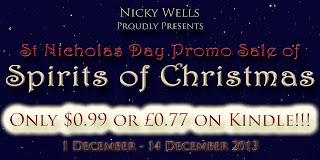 spirits of christmas promo
