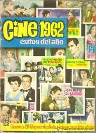 """ES PUBLICA """"CINE 1962. ÉXITOS DEL AÑO"""""""