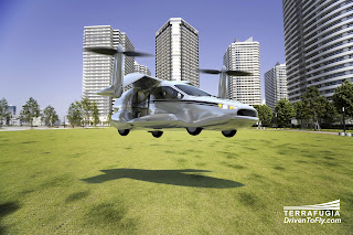 Airplanista Aviation Blog: Transitioning to TF-X: Interview with Terrafugia's Anna Mracek Dietrich