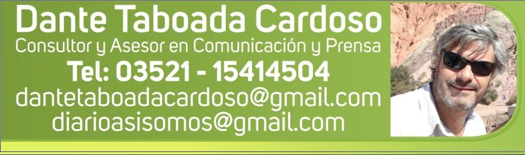 Consultor y Asesor en comunicación y Prensa