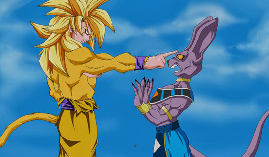 5237c6163e5ca48543 Dragon Ball Z: Battle of Gods