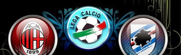 AC Milan Vs Sampdoria