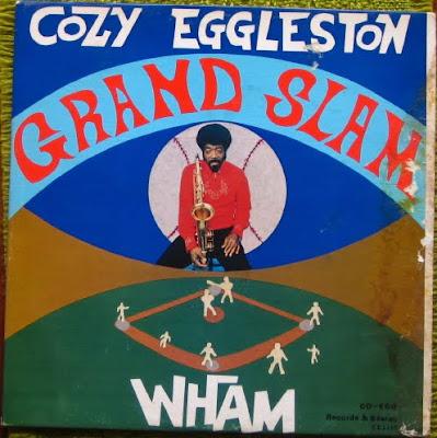 Cozy Eggleston - Grand Slam Wham 196? (Co-Egg Records)