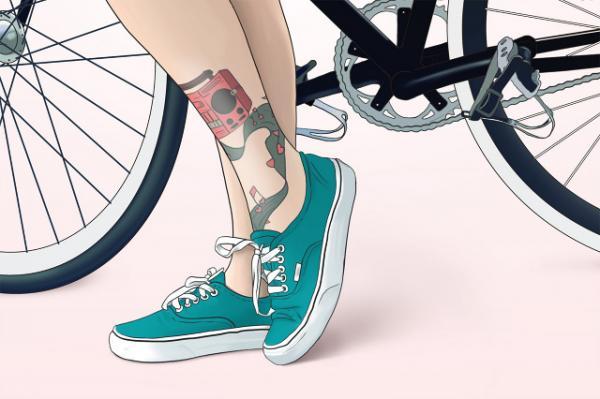 chicas tatuadas 22