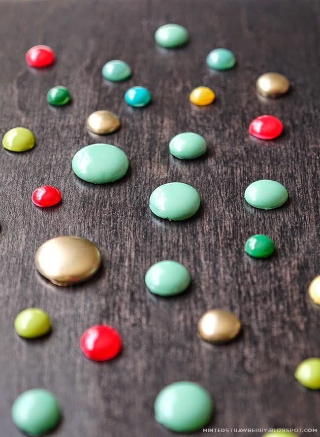 DIY: Different Ways to Make Enamel Dots