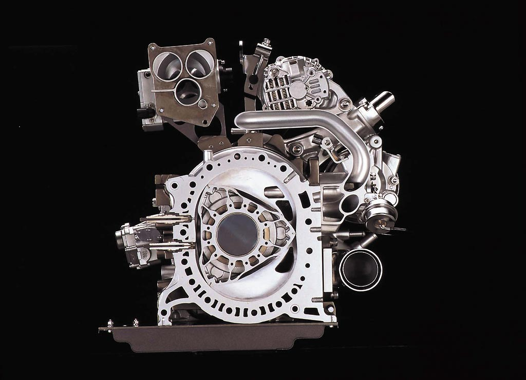 Mazda Rotary Engine 2016 Hottest Cars Today