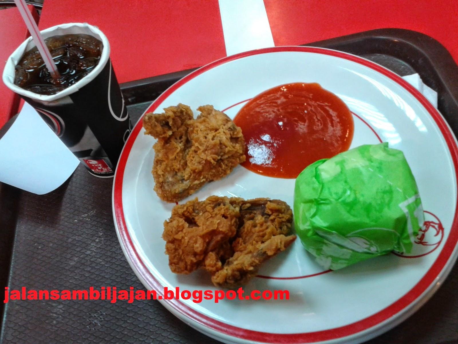 Paket SUPER WOW 2 KFC