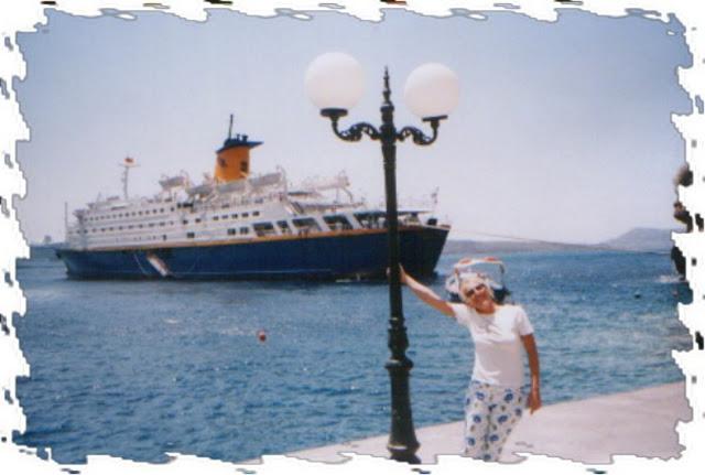 Santorini izlet sa Krita