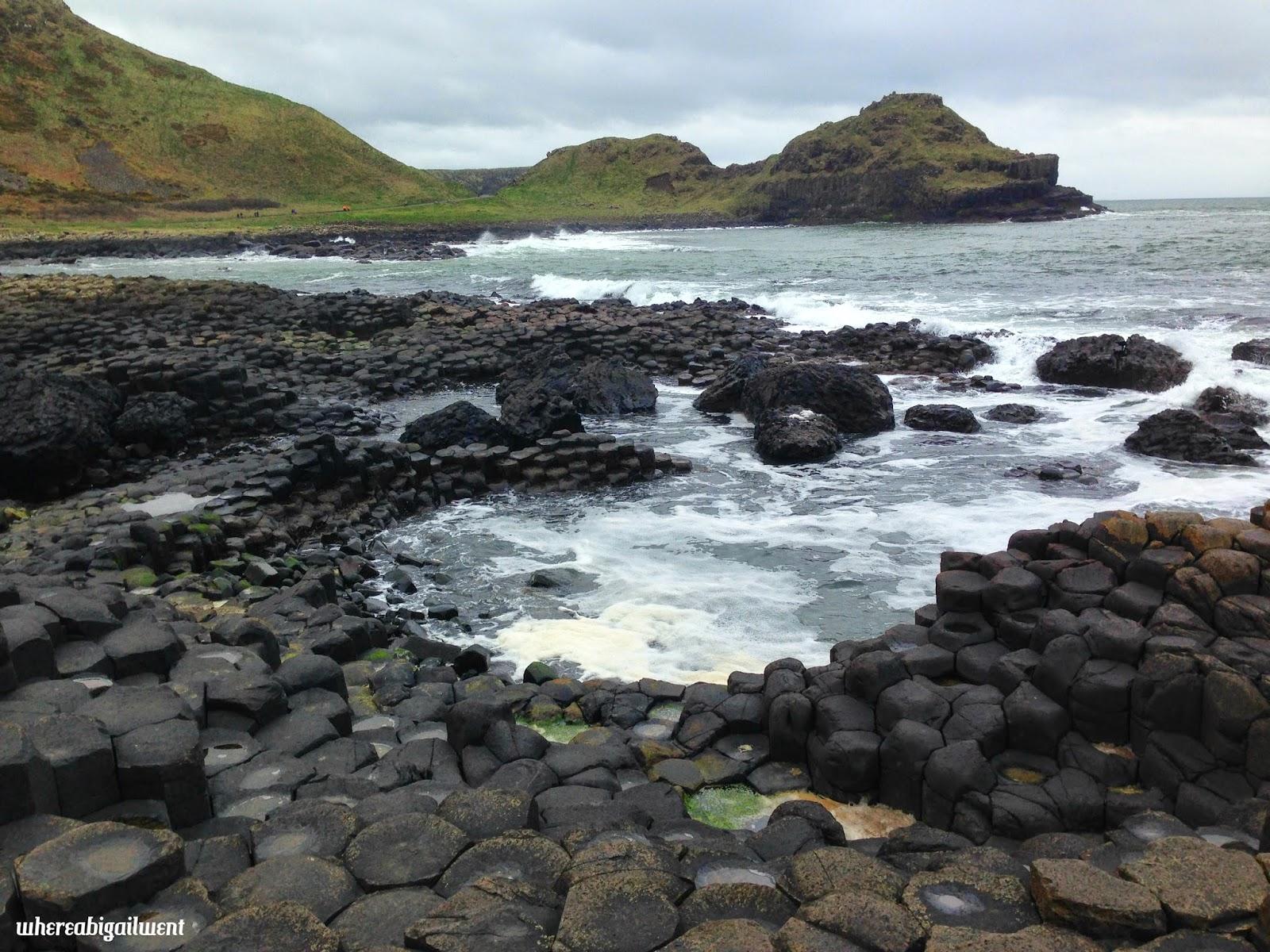 Honeycomb Basalt Stones