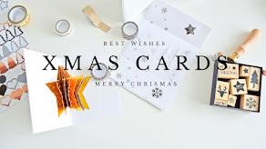 DIY - JAK UDEKOROWAĆ KARTKI ŚWIĄTECZNE OD ŚRODKA?