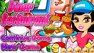 Screenshots of the Diner Restaurant for Android tablet, phone.