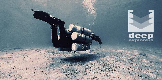 Deep Explorers - Nurkowanie Techniczne Cezary Abramowski