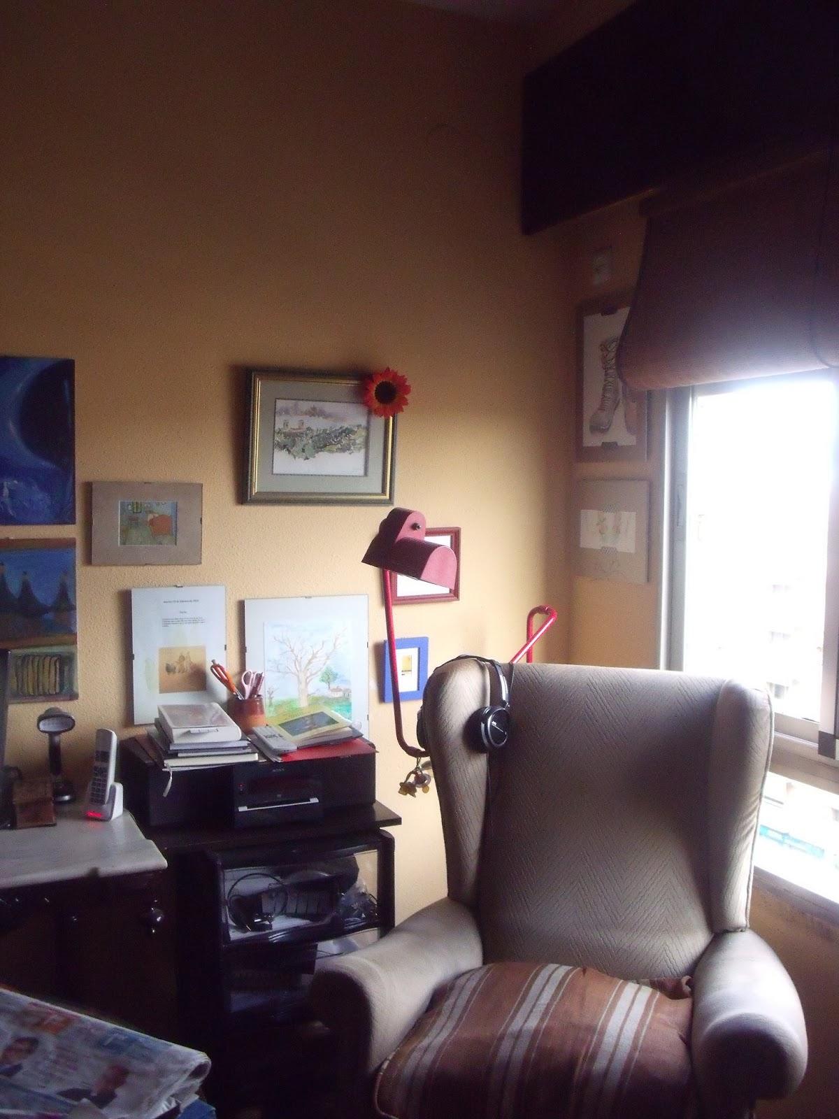 Tracycorrecaminos fiesta virtual homenaje a mi sill n - Sillon para leer ...