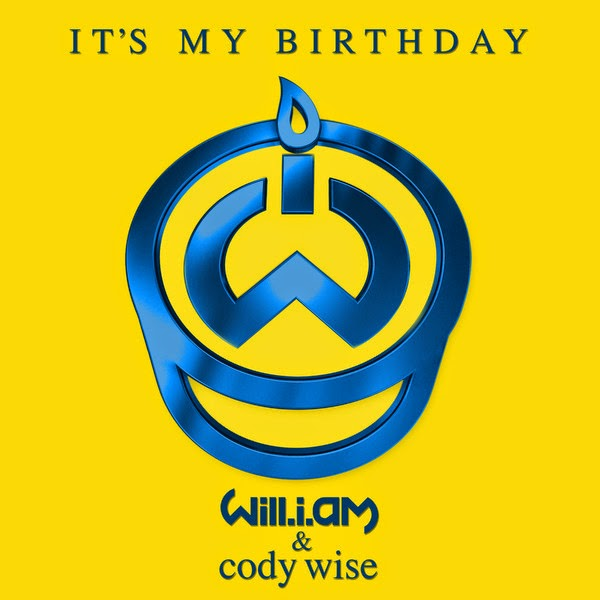 will.i.am - It's My Birthday (feat. Cody Wise) - Single Cover