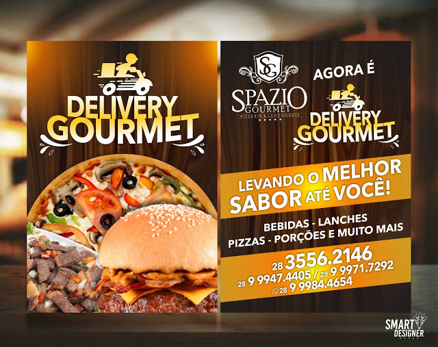 DELIVERY GOURMET