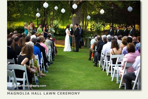 Park Wedding Reception Ideas